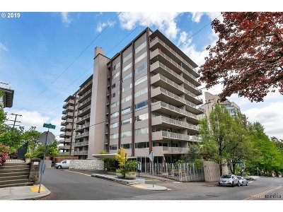 Portland Condo/Townhouse For Sale: 2323 SW Park Pl #506