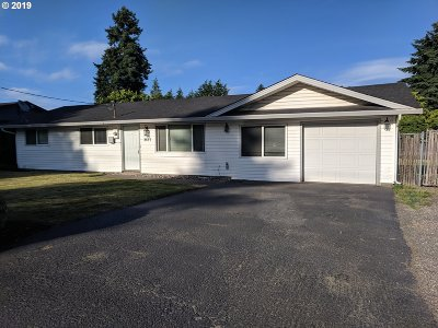 Vancouver Single Family Home For Sale: 8607 NE 130th Ave