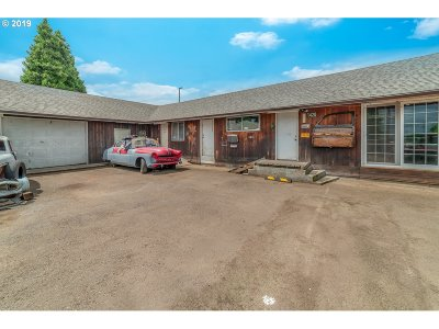 Springfield Single Family Home For Sale: 1420 30th St
