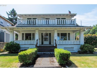Single Family Home For Sale: 3371 SE 10th Ave