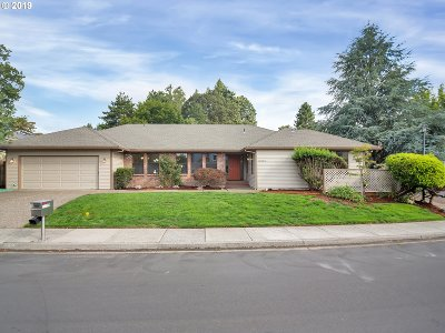 Beaverton Single Family Home For Sale: 16859 NW Joscelyn St
