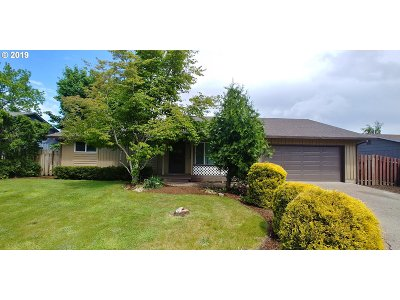 McMinnville Single Family Home For Sale: 1425 NE 3rd St