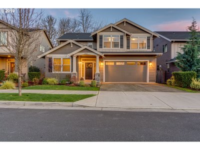 Beaverton Single Family Home Bumpable Buyer: 12560 SW Moorhen Way