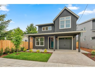 Clackamas County, Multnomah County, Washington County Single Family Home For Sale: 10230 N Barr Ave