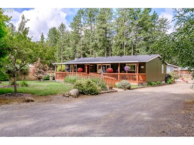 Sweet Home Single Family Home For Sale: 28948 Manx Ln