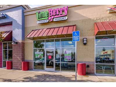 Salem Commercial For Sale: 525 NW Taggart Dr