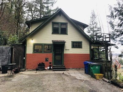 Single Family Home For Sale: 5944 NW Saltzman Rd