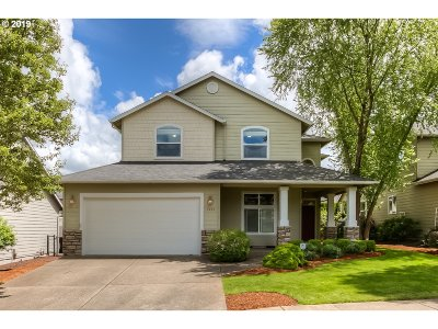 Salem Single Family Home For Sale: 5858 Poppy Hills St SE