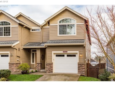Beaverton Single Family Home For Sale: 9340 SW Jasper Dr