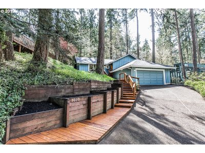 Eugene Single Family Home For Sale: 1670 Cameo Dr