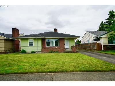 Cowlitz County Single Family Home For Sale: 2775 Maryland St