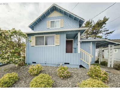 Seaside Single Family Home For Sale: 560 S Downing St