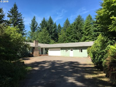 Camas Single Family Home For Sale: 3003 NE 276th Ave