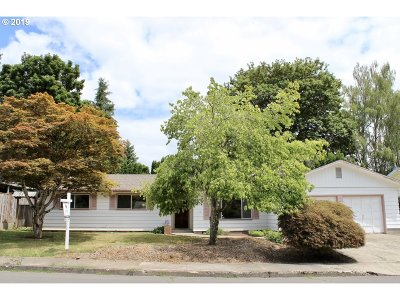 Salem Single Family Home For Sale: 660 NW Dian Ave