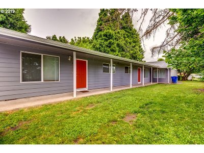 Marion County Multi Family Home For Sale: 142 44th Ave NE