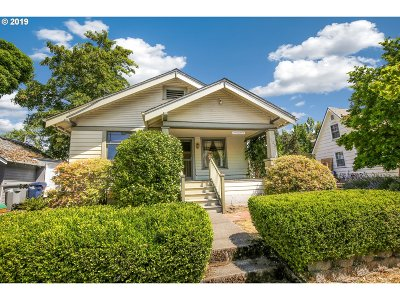 Springfield Single Family Home For Sale: 522 E St