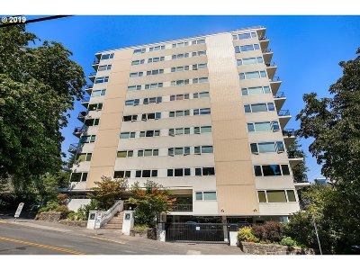 Portland Condo/Townhouse For Sale: 2211 SW Park Pl #804