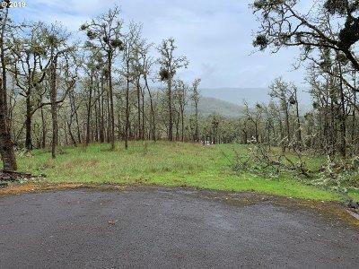 Roseburg Residential Lots & Land For Sale: Sylvan Vista Ct