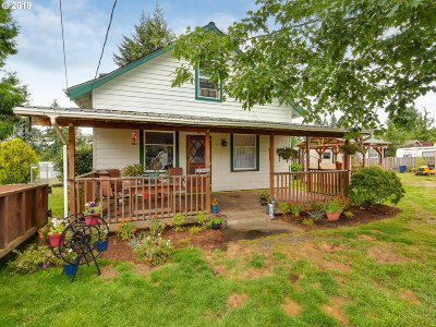 Multnomah County Single Family Home For Sale: 31945 SE Mally Rd