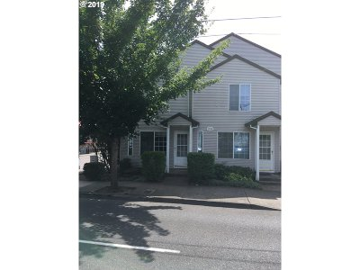 Portland OR Condo/Townhouse For Sale: $205,000