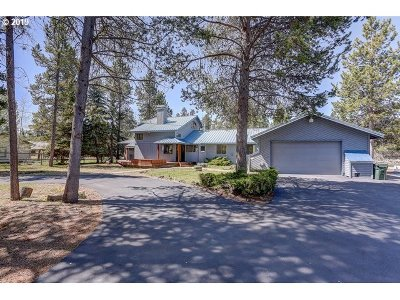 Bend Single Family Home For Sale: 55367 Big River Dr