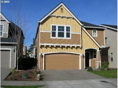 Multnomah County Single Family Home For Sale: 735 SW Morgan Way