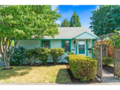 Canby Single Family Home For Sale: 419 SW 2nd Ave