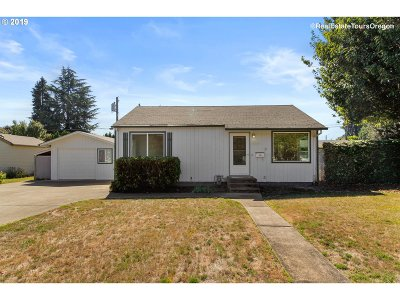 Hillsboro, Forest Grove Single Family Home For Sale: 2804 18th Ave