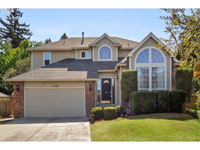 Tualatin Single Family Home For Sale: 11100 SW Apalachee St