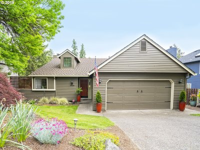 Beaverton Single Family Home For Sale: 10125 SW 153rd Ave
