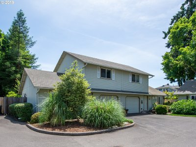 Eugene Condo/Townhouse For Sale: 765 River Rd
