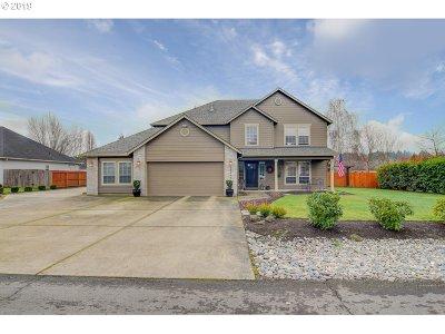 Battle Ground Single Family Home For Sale: 20112 NE 101st Loop