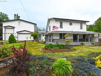 Lowell Single Family Home For Sale: 180 S Pioneer St