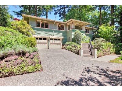 Single Family Home For Sale: 2747 SW Hillsboro St
