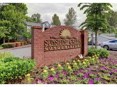 Beaverton Condo/Townhouse For Sale: 10620 SW Davies Rd #11