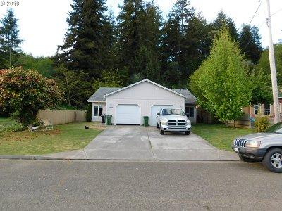 Coos Bay Single Family Home For Sale: 1294 1298 Minnesota