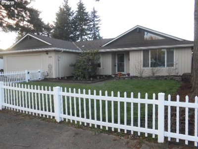 Eugene Single Family Home For Sale: 3897 W 18th Ave