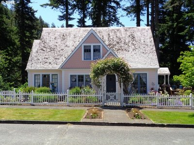 Coquille OR Single Family Home For Sale: $349,000