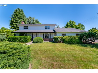 McMinnville Single Family Home For Sale: 905 NW 19th St
