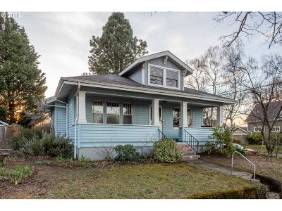 Single Family Home For Sale: 5657 N Wilbur Ave