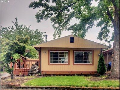 Hillsboro, Cornelius, Forest Grove Single Family Home For Sale: 5885 NE Jacobson St #32