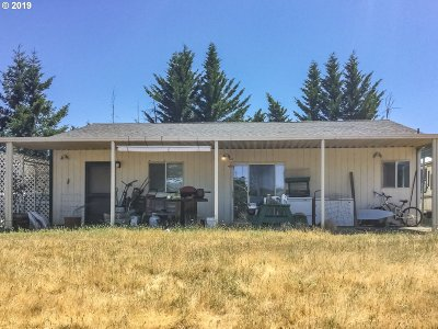 Sutherlin Single Family Home For Sale: 1735 Plat I Rd
