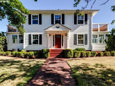 Single Family Home For Sale: 1132 Adams Ave