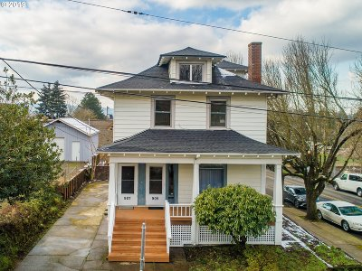 Single Family Home For Sale: 905 SE 50th Ave