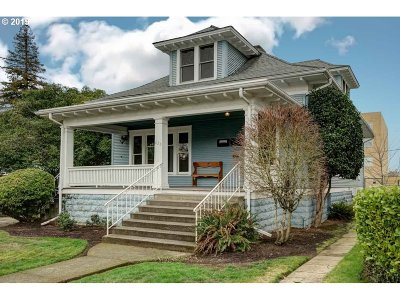 Salem Single Family Home For Sale: 635 Church St NE