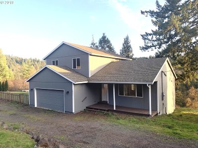 Clackamas County Single Family Home For Sale: 19551 S Rockie Dr