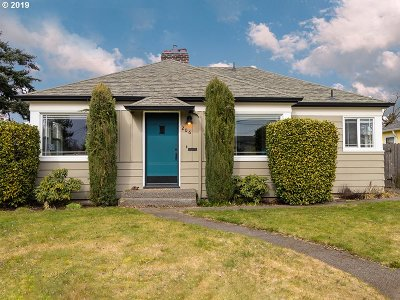 Vancouver Single Family Home For Sale: 206 W 39th St