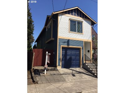 Single Family Home For Sale: 406 SE 87th Ave