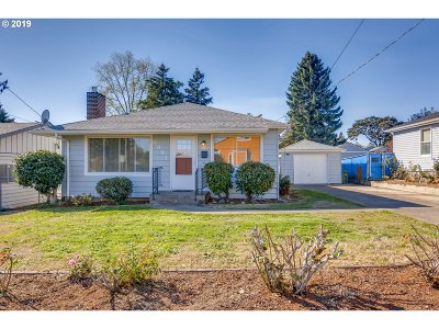 Single Family Home For Sale: 5341 SE 100th Ave