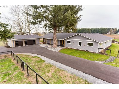 Clackamas County Single Family Home For Sale: 11471 S Hwy 211 (Main St)